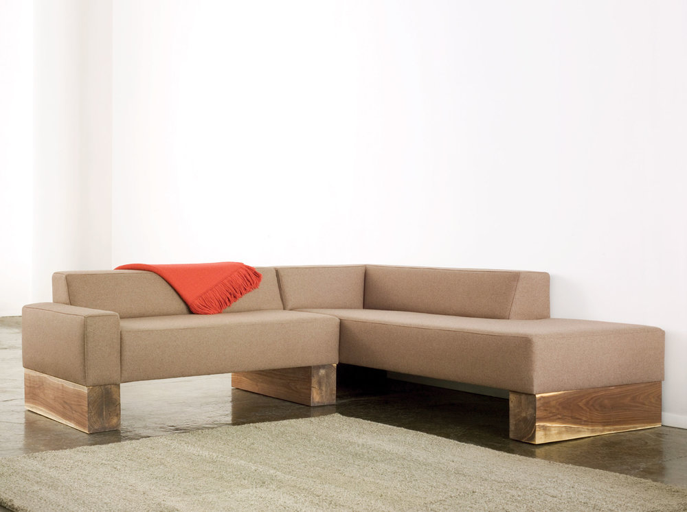 SHIMNA Beam Sectional Sofa