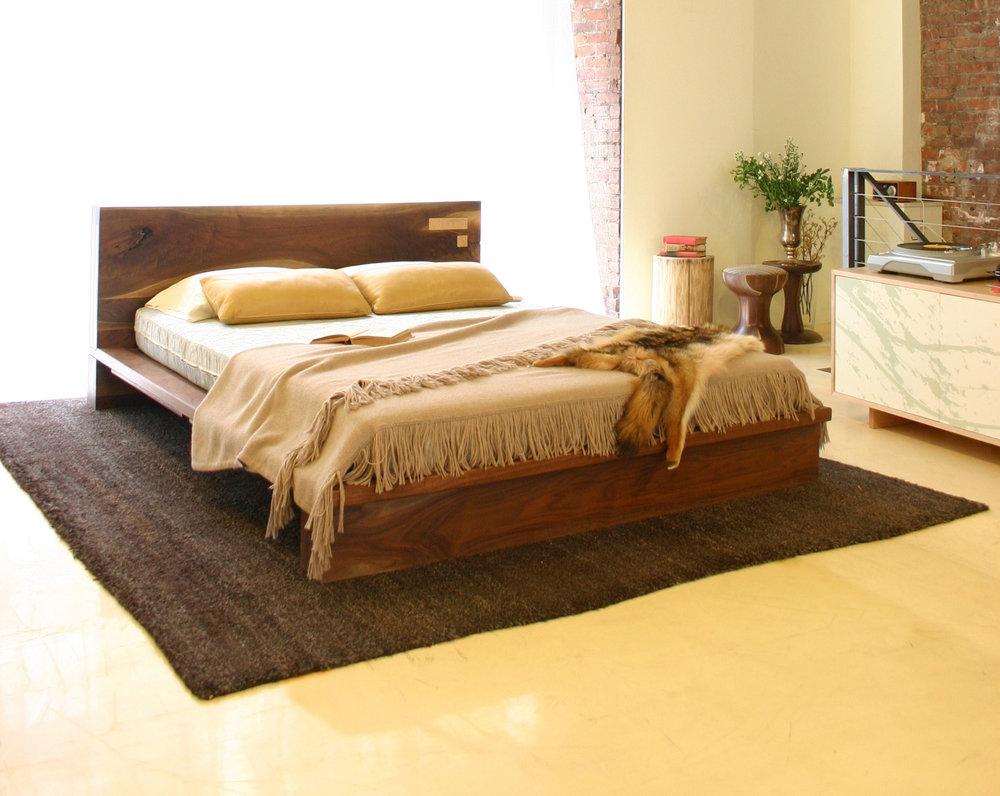 SHIMNA Liffey Platform Bed