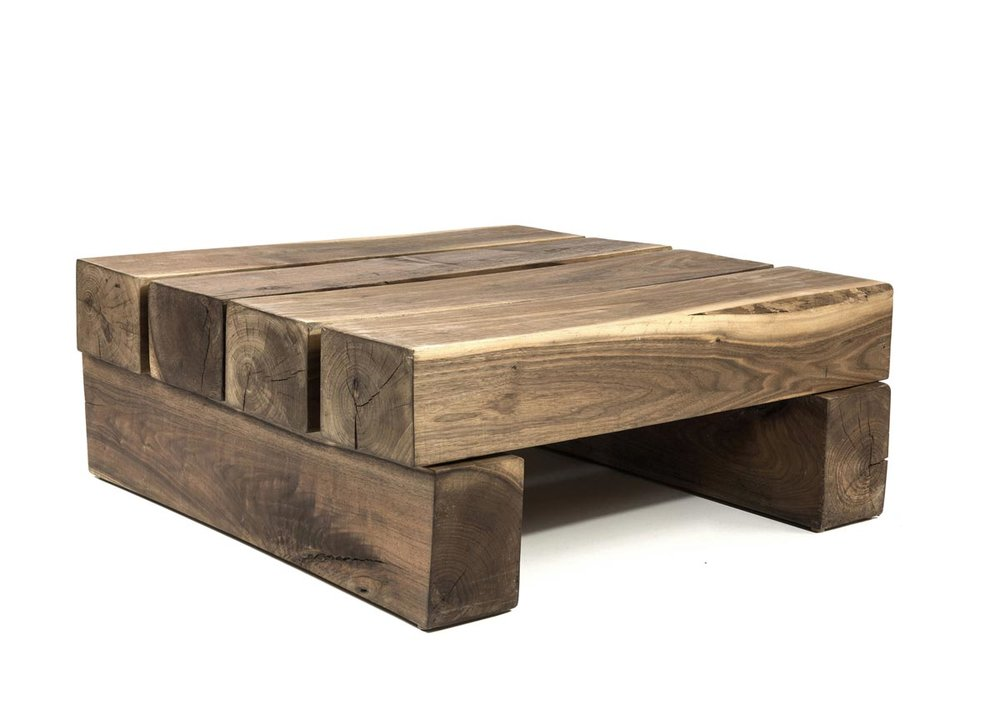 SHIMNA Beam Coffee Table