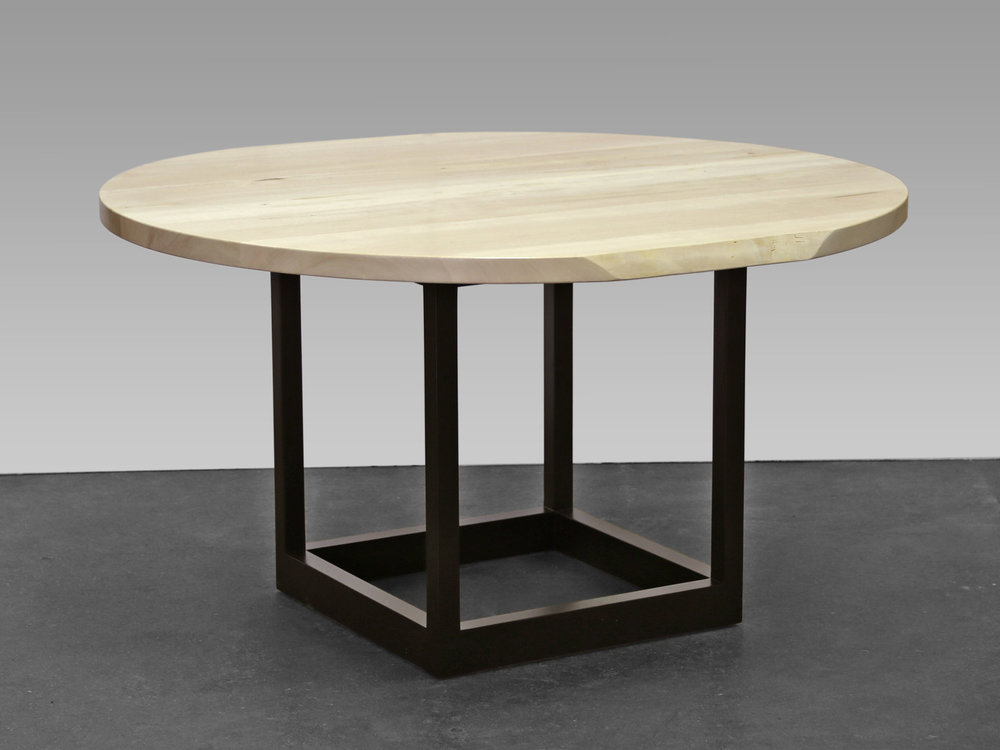 Copy of Flow Pedestal Table