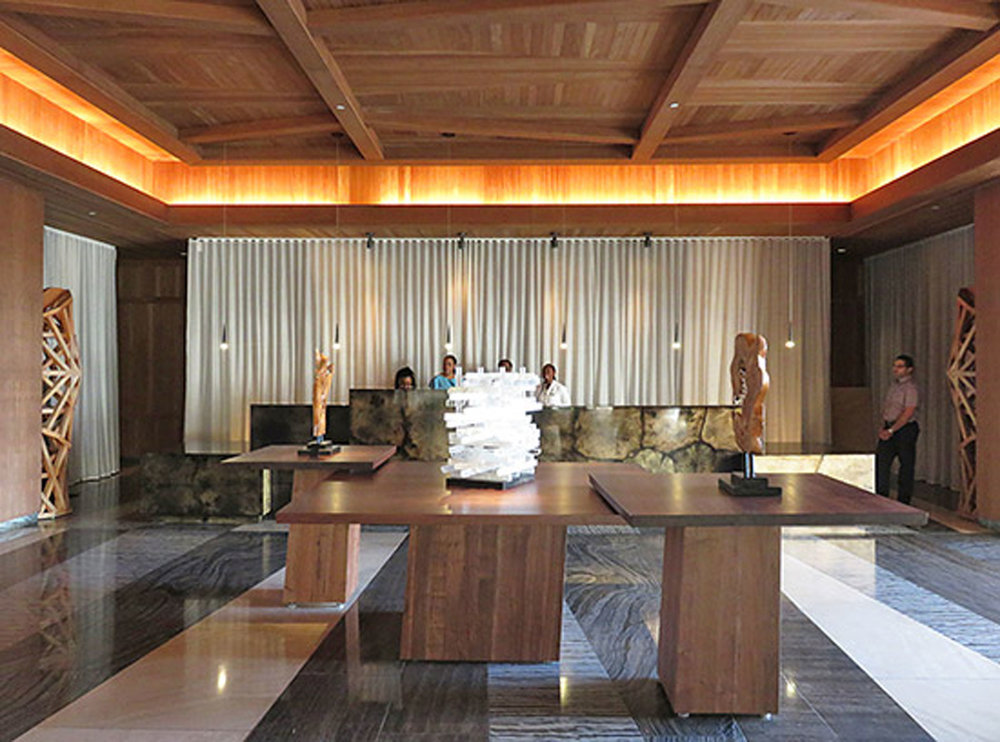 Lobby | Four Seasons Resort | Anguilla