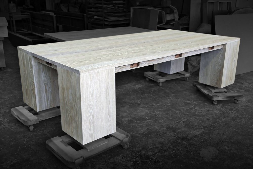 Conference tables sentient made in brooklyn live edge conference tables keyboard keysfo Choice Image