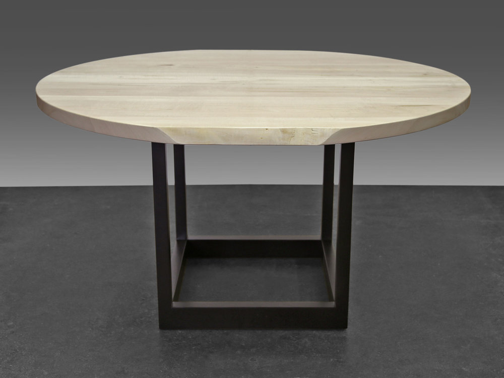 Flow Pedestal Table
