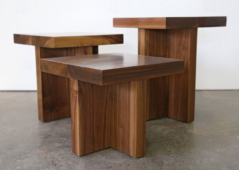 Copy of Plus Side Tables