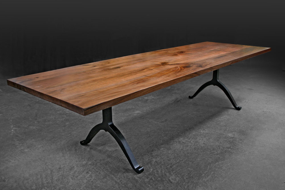 Hard Edge Table