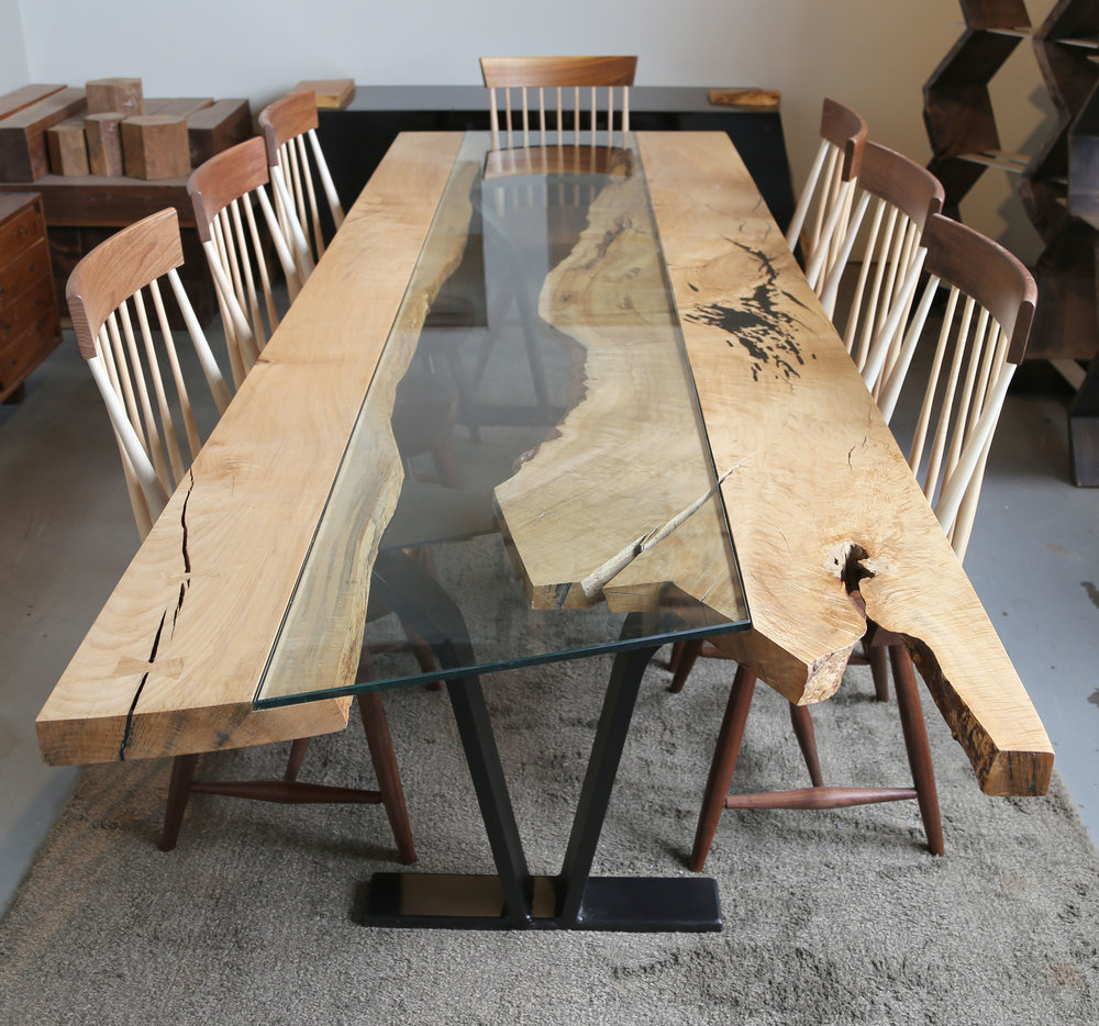 Colorado Table with Berkshire Chairs