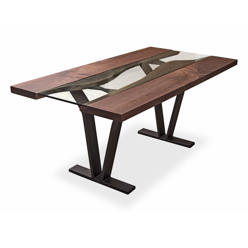 Walnut Colorado Table