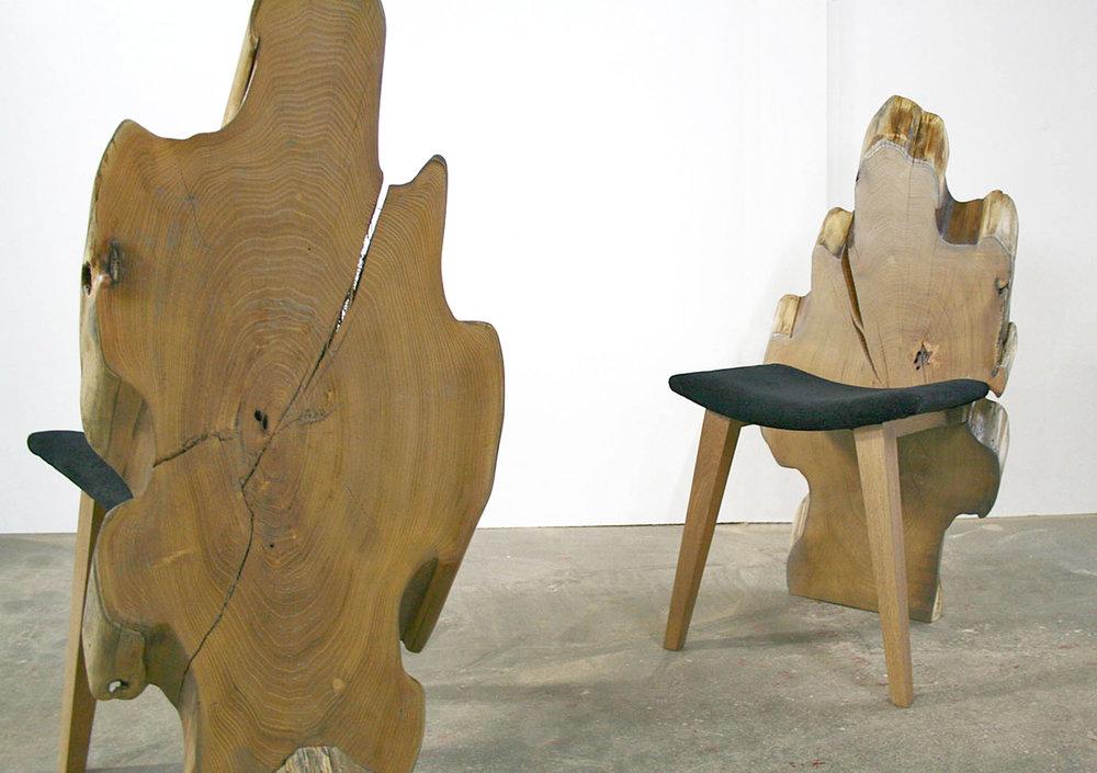 SENTIENT Locust Chair