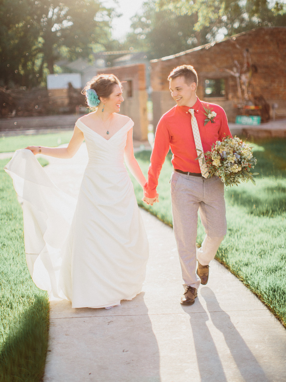 Lawrence, Kansas Wedding Photographer