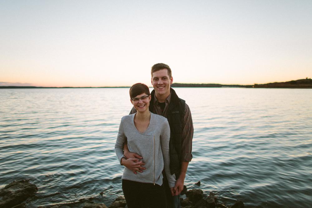 Lawrence Kansas Engagement & Wedding Photographer