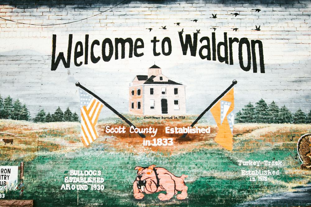 Waldron Arkansas Wedding Photographer