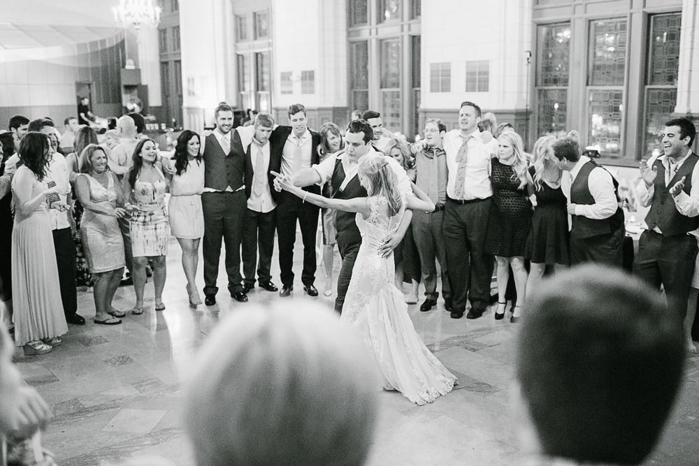 Katie & Michael Luschen, Kansas City Wedding Photographer
