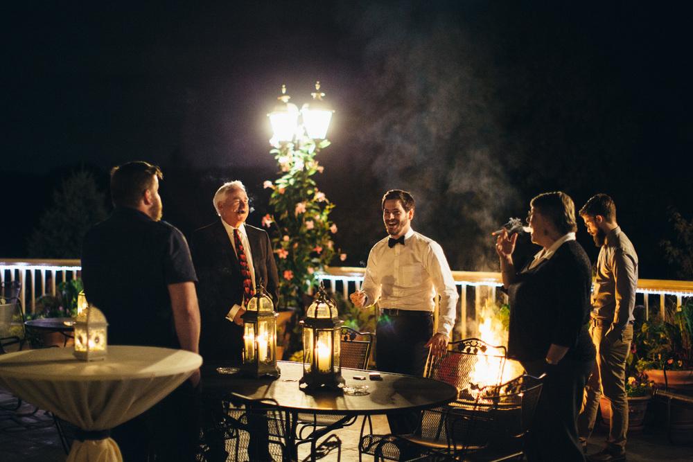 Forest Hills Country Club Wedding Reception