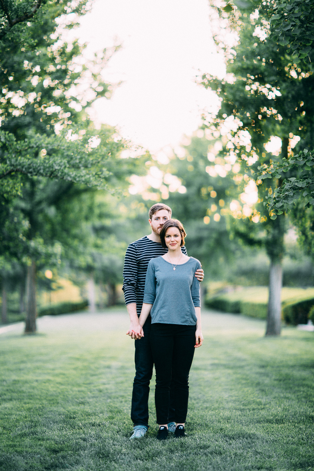 Brian Ide Kaley Tesdahl Engagement Portraits 10