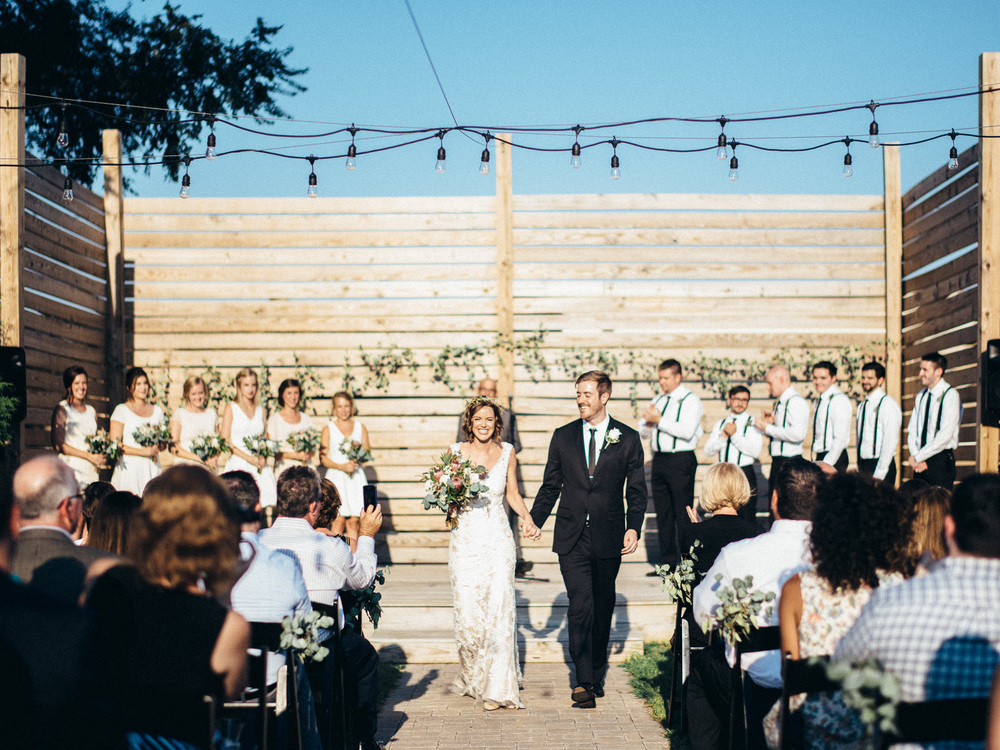 The Guild Creative DIY Wedding Ceremony & Reception