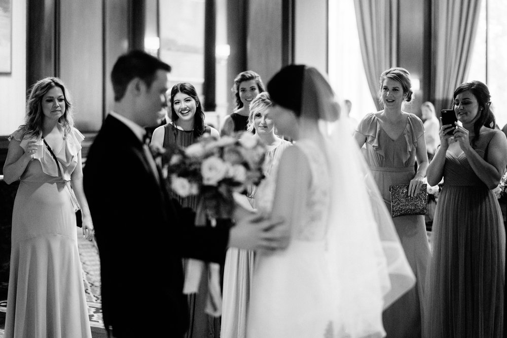 Nick Power Natalie Rauth Rusty Wright Kansas City Wedding Photographer