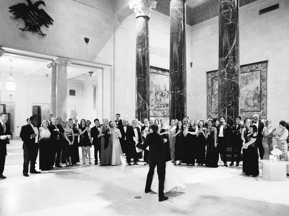 The Nelson Atkins Museum Kansas City Wedding Ceremony Reception Photographer