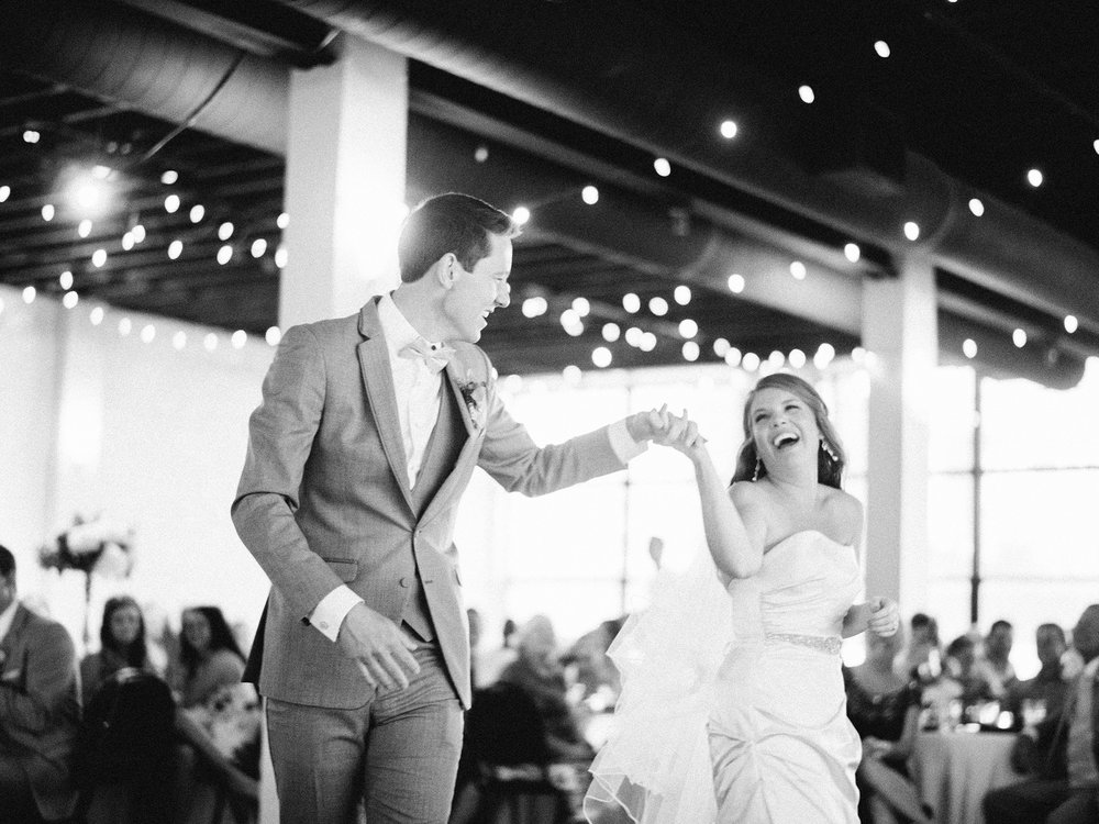 Terrace on Grand Kansas City Wedding Ceremony Reception Photographer