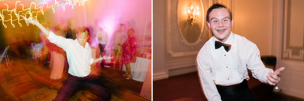 Loose Mansion Kansas City Wedding Ceremony Reception Photographer