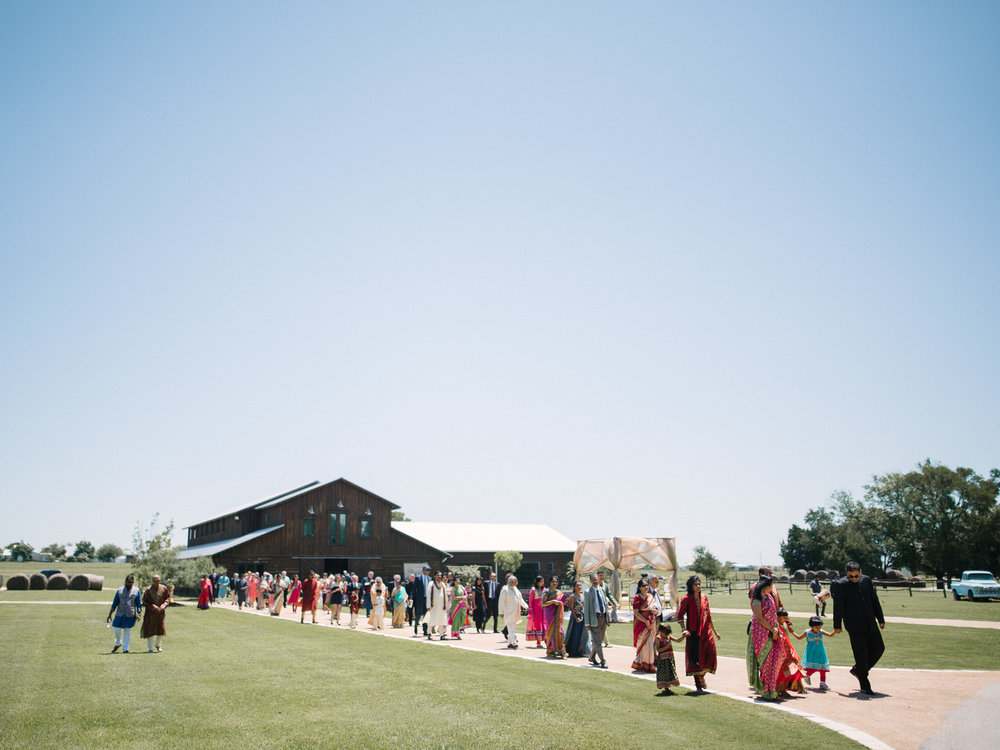 Austin Texas Lone Oak Barn Wedding Ceremony Reception Photographer