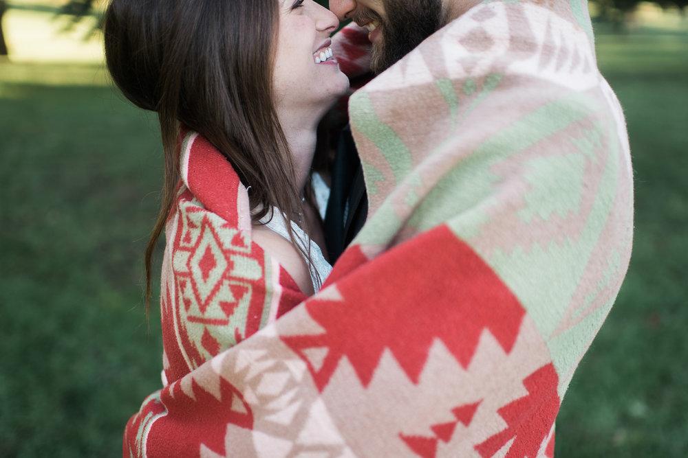 Kansas City Elopement in Loose Park Wedding Photographer