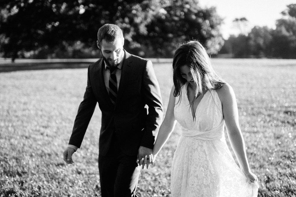 Richard Trey Ogden Erin Hendrickson Rusty Wright Loose Park Wedding Elopement