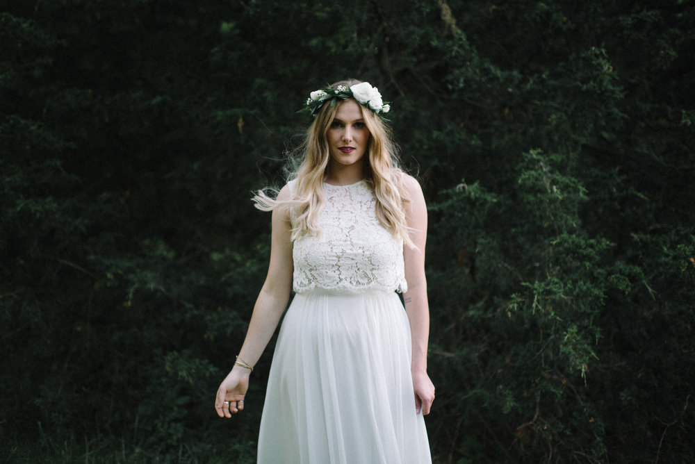 Kansas City Creative Wedding Elopement Portraits