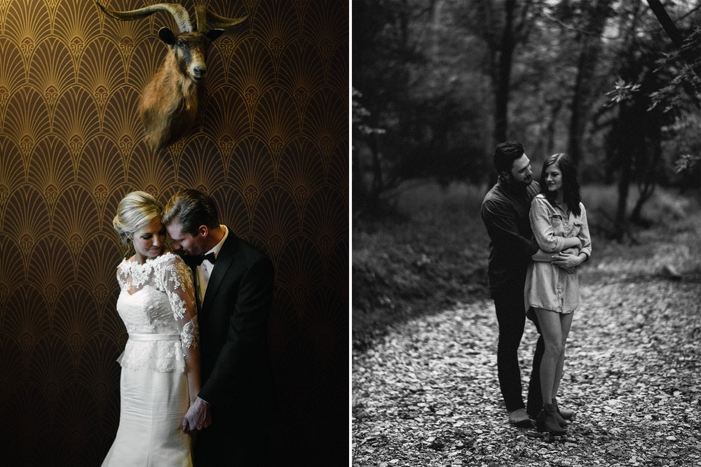 Kansas City Creative Documentary Photojournalist Tom's Town Distillery Wedding Photographer