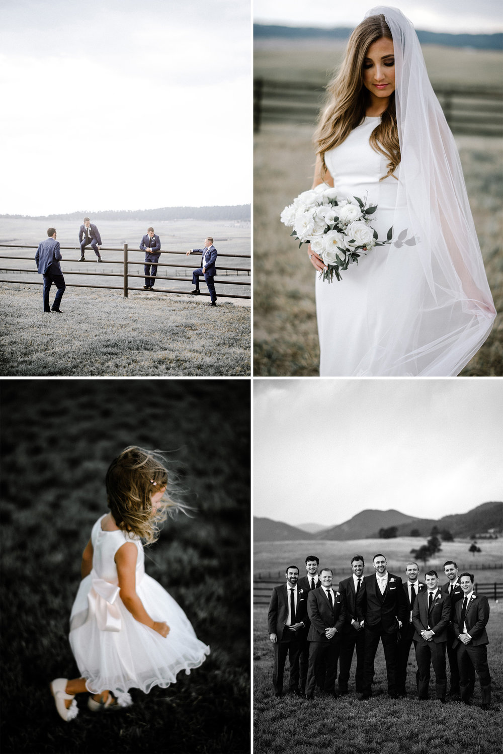 Clint Mann Jordan Behnken Rusty Wright Colorado Wedding Photography