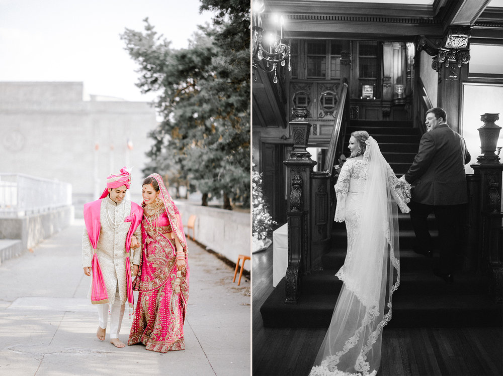 Kansas City Indian Hindu Wedding Photographer