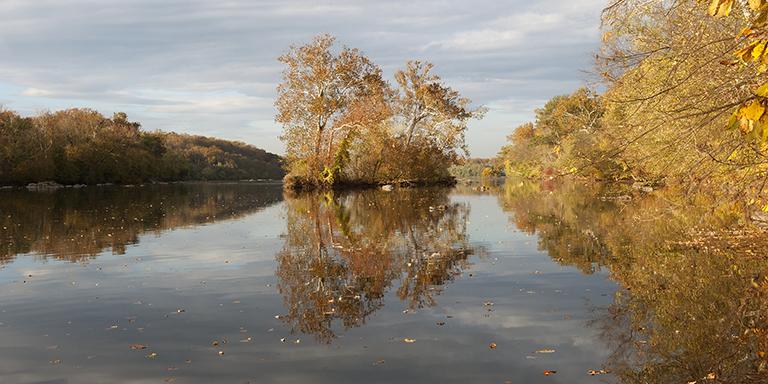 Long View 4 (Potomac Fall)