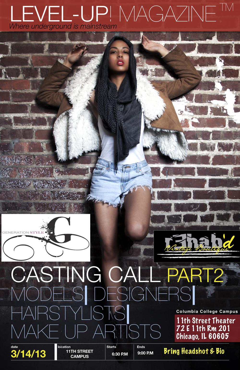 Modeling Casting Call Part 2 Flyer.jpg