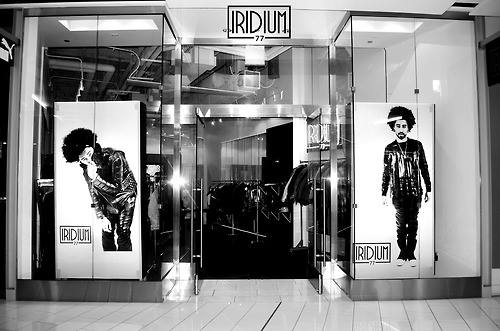 SHOP IRIDIUM