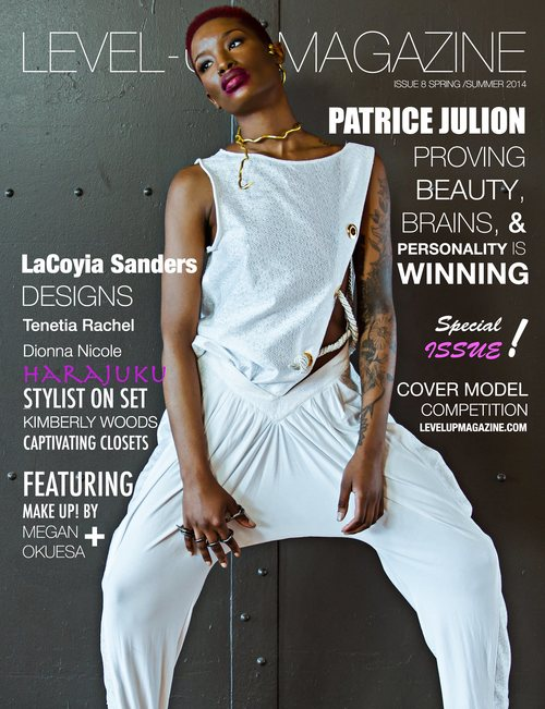 COVER GIRL COMPETITION FASHION EDITION