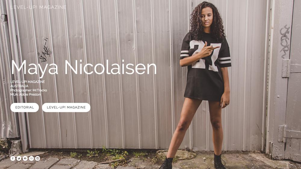 Maya Nicolaisen