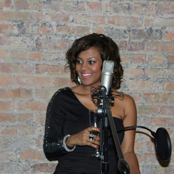 Me 2012 - Hosting my blog release party
