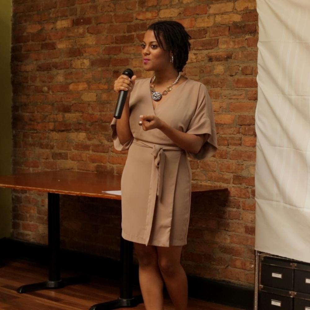 Me 2016 - Hosting a workshop in Chicago!