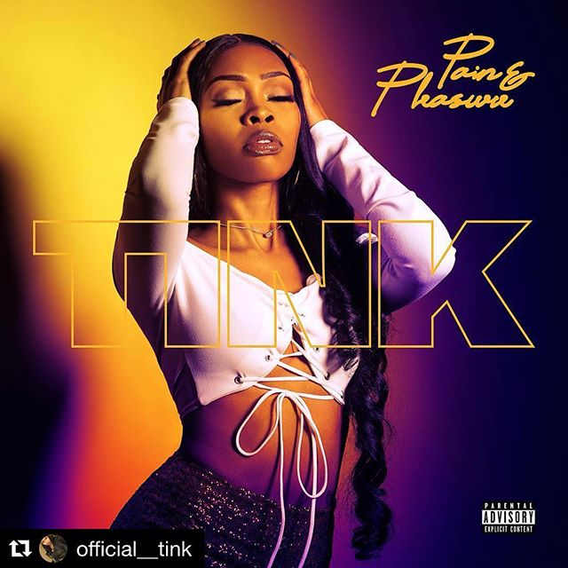 """@official__tink just drop her new EP. ・・・ """"PAIN & PLEASURE"""" EP 3.30.18 ✨✨✨ I need all my supporters to mark the date! This is for US. 😘 Drop a ❤️ if you're ready for brand new music.... it's that time.  #PainAndPleasure  #PainAndPleasure"""