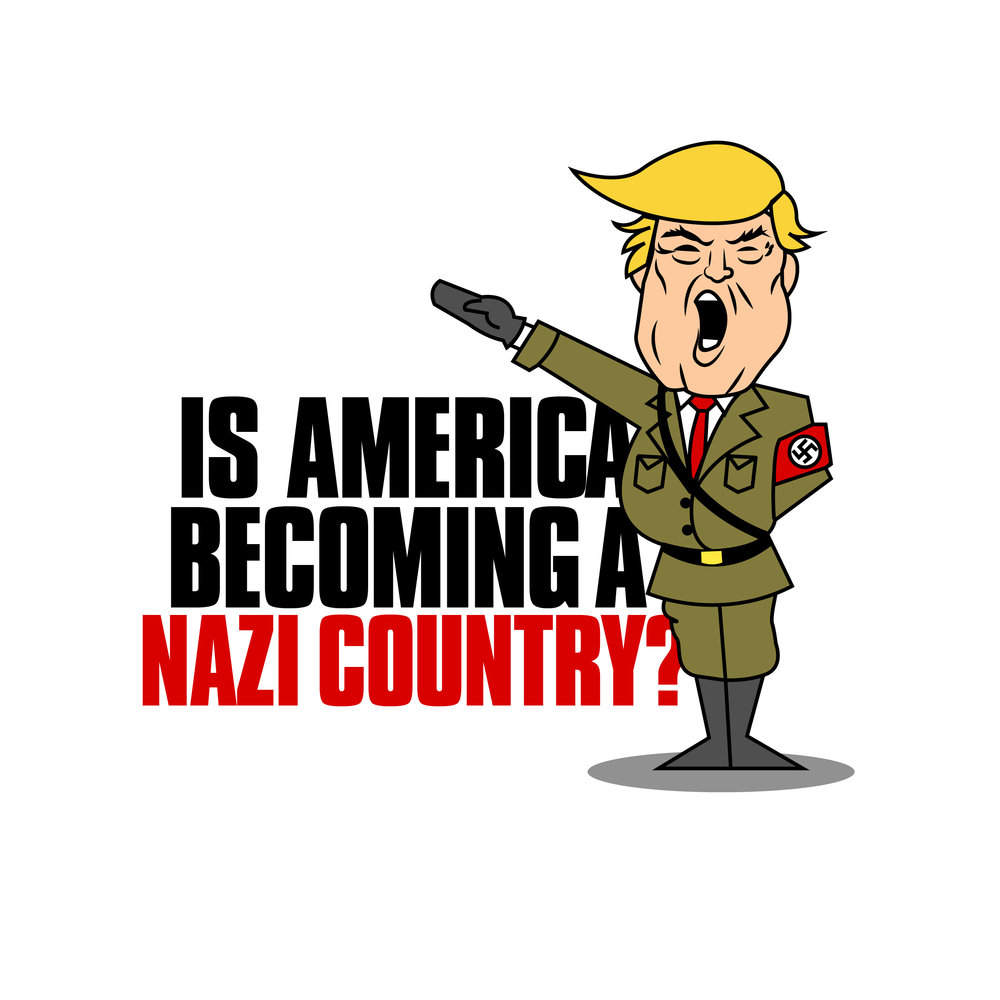 Is America Becoming a Nazi Country? — LEVEL-UP! MAGAZINE