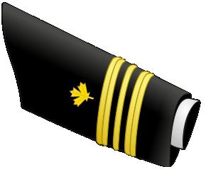 Lieutenant-Commander (LCdr)