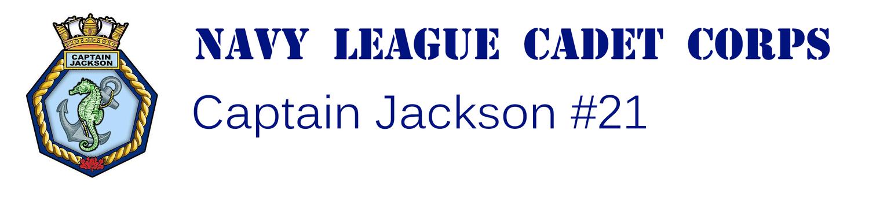 NLCC Captain Jackson Navigation Logo