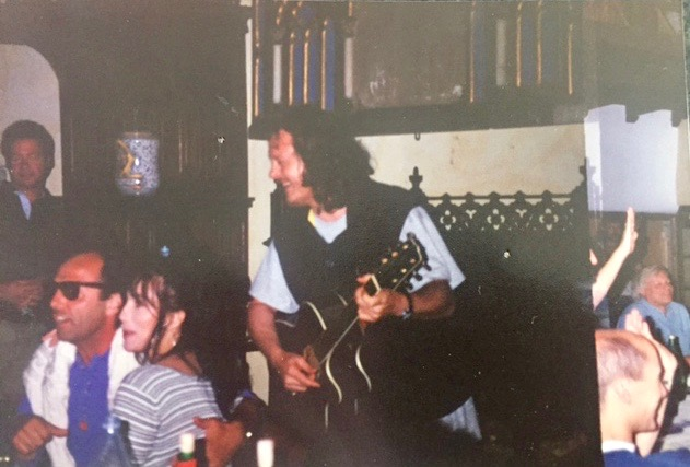 Unknown, Cher, Zucchero, Alan Rich and Miles Copeland