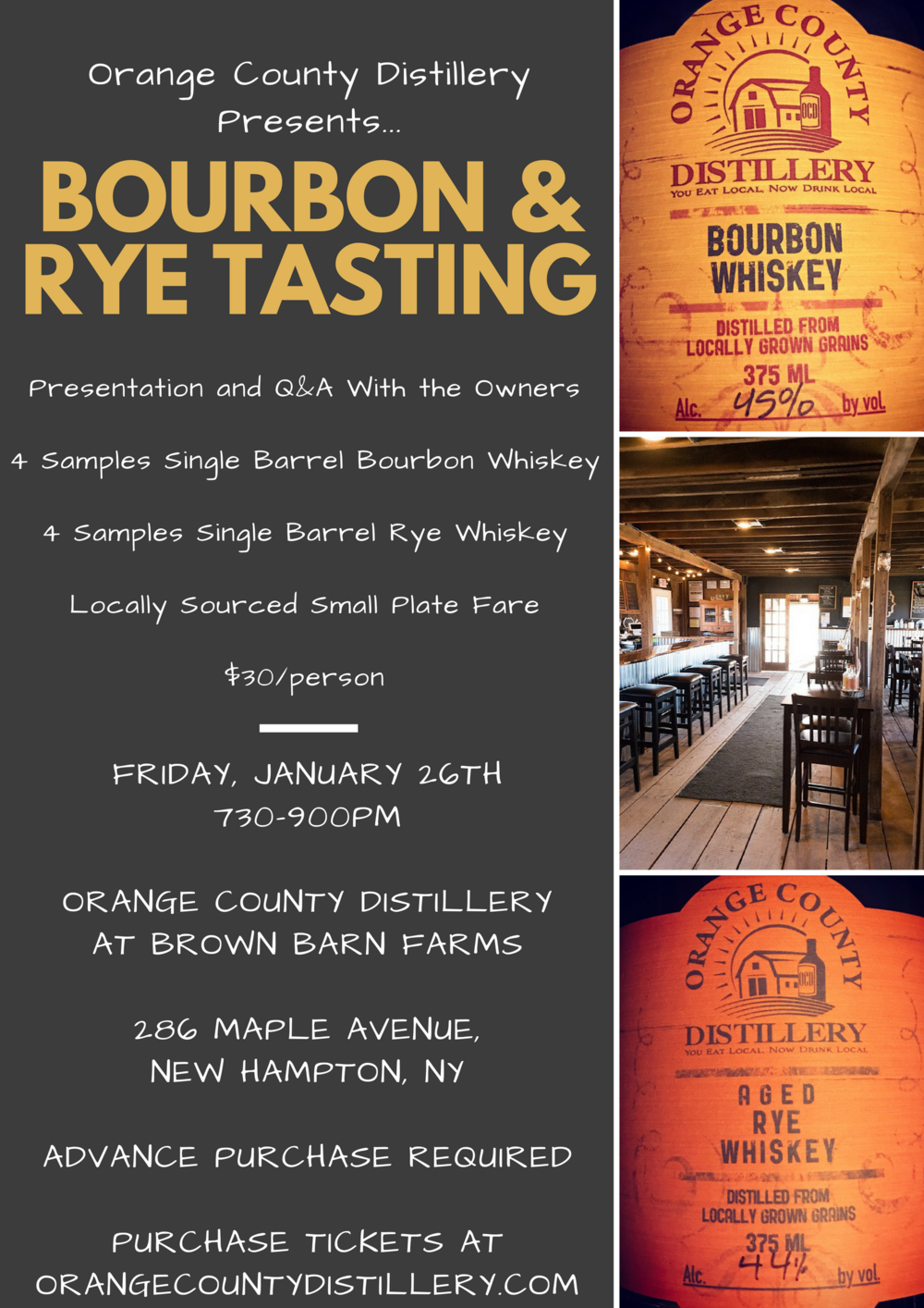 BOURBON & RYE Tasting January 26, 2017.png