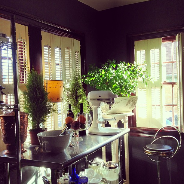 Sunny morning in my kitchen