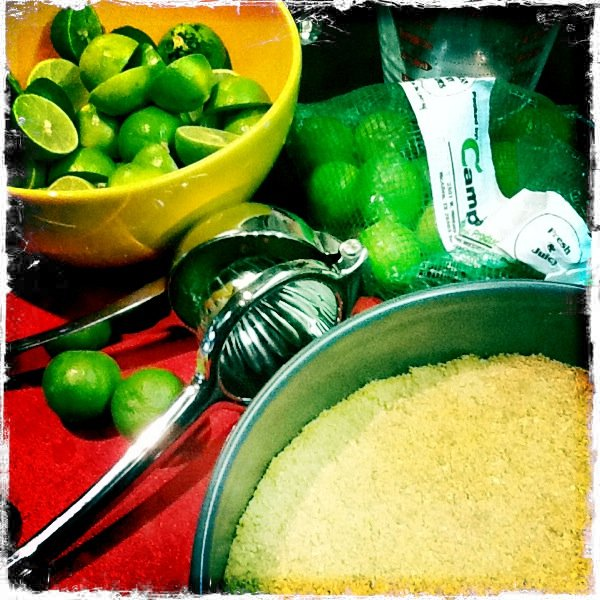 Key Lime Pie for the weekend
