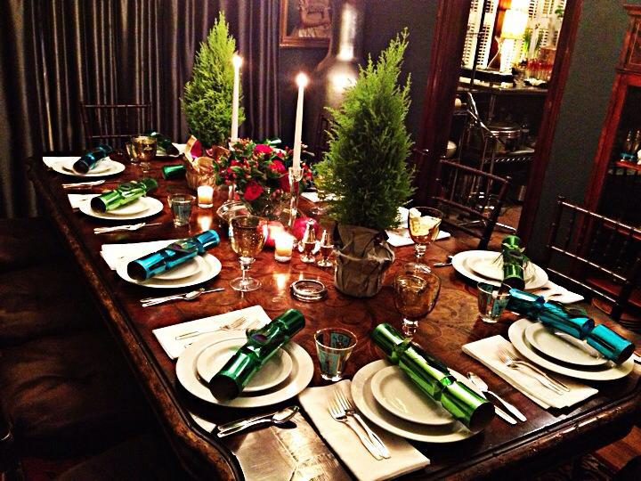 Holiday Dinner Party at home