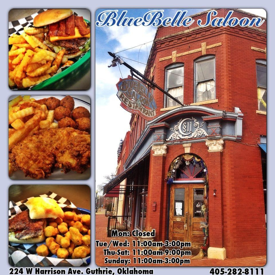 Blue Belle Saloon