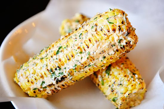Nothing better than summer sweet corn on the grill!