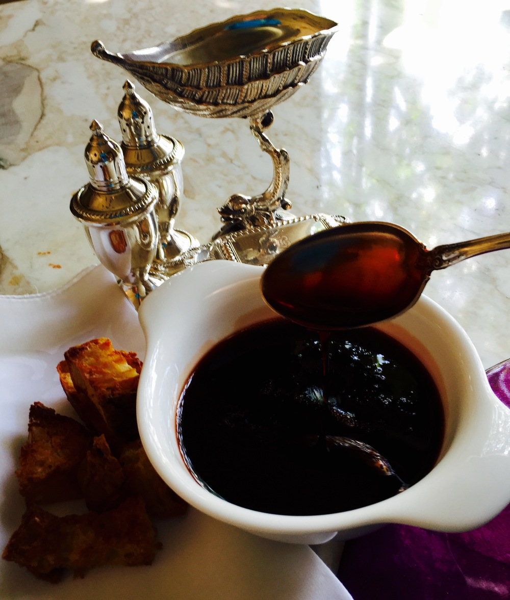 Homemade Pomegranate Molasses