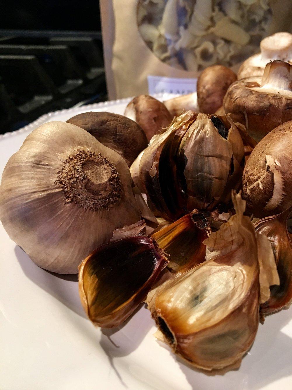 Black Garlic from Whole Foods Market-OKC
